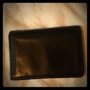Other - Full grain leather wallet